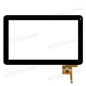 FM100901FB Digitizer Glass Touch Screen for 10.1 Inch Android Tablet PC