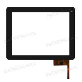 Ployer MOMO19HD Quad Core A31 Tablet PC Touch Screen Panel Digitizer Glass Replacement 9.7 Inch