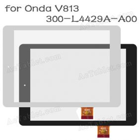 Digitizer Glass Touch Screen for Onda V813 Quad Core Tablet PC 8 Inch Replacement