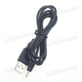 5V 2A USB to 2.5mmx0.7mm Charger Power Supply Cable for Allwinner A20/A10 10.1 Inch Android Tablet PC