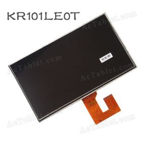 KR101LE0T Replacement LCD Screen for Ramos W27Pro W27 Tablet PC 10.1 Inch