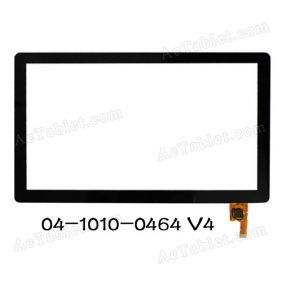 Replacement Touch Screen for Ramos W27 Dual Core Amlogic 8726-MX Tablet PC 10.1 Inch