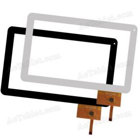 OPD-TPC0057 Digitizer Glass Touch Screen for 10.1 Inch Android Tablet PC