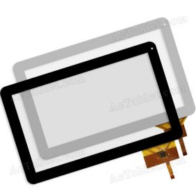 WJ-DR10011 Digitizer Glass Touch Screen Replacement for 10.1 Inch MID Tablet PC