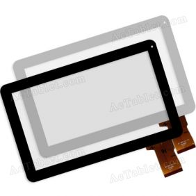 MF-595-101F FPC Replacement Glass Touch Screen for 10.1 Inch Android Tablet PC