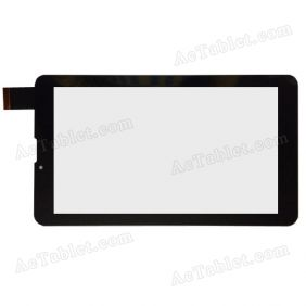 Digitizer Touch Screen Replacement for Majestic TAB-376 3G 7 Inch MID Tablet PC