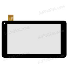 Digitizer Touch Screen for VIA WM 8880 WM8880 7 Inch MID Tablet PC Replacement
