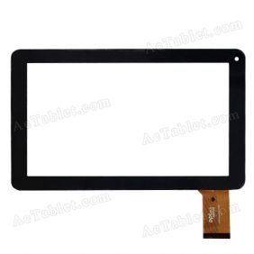 Replacement Touch Screen for SUNSTECH TAB97DC Allwinner A20 9 Inch Tablet PC - Digitizer Glass Panel
