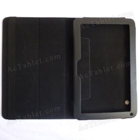 Leather Case Cover for SUNSTECH TAB101DC 10.1 Inch Android Tablet PC