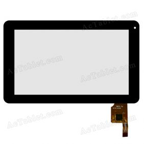 DR1574-B-03 XL 1239 Digitizer Touch Screen for 9 Inch MID Tablet PC Replacement