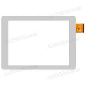 Replacement Touch Screen for Onda V975M Amlogic M802 Quad Core Tablet PC 9.7 Inch