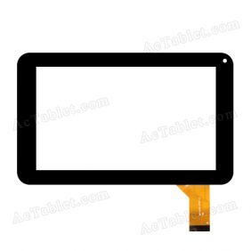 MF-309-070F-2 Digitizer Touch Screen Panel Replacement for 7 Inch Android Tablet PC