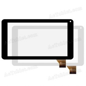 HK70DR2069-V02 Digitizer Glass Touch Screen Replacement for 7 Inch MID Tablet PC