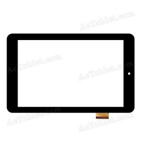 FPC-T70-V02 ZC 13 43 Digitizer Touch Screen Replacement for 7 Inch Tablet PC