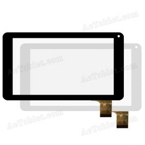 FPC-TP070415-00 Digitizer Glass Touch Screen Replacement for 7 Inch MID Tablet PC