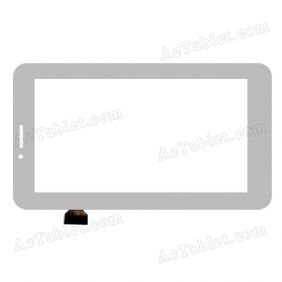 Replacement Touch Screen TPC0965 for Sanei N60 MTK6515A Tablet PC 6.5 Inch