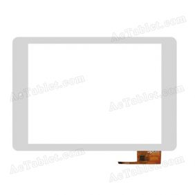 Replacement 300-L4717C-A00 MA805Q5 Digitizer Touch Screen for 8 Inch Tablet PC