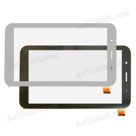 PG70086B1_FPC Digitizer Glass Touch Screen Replacement for 7 Inch MID Tablet PC