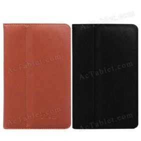 Leather Case Cover Stand for Onda V719 3G Tablet PC 7 Inch