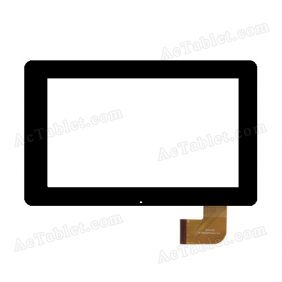 FPC-TP070143(D709)-00 Digitizer Touch Screen Replacement for 7 Inch Tablet PC