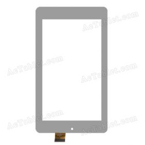 FPC-TP070266(716A)-00 Digitizer Touch Screen Replacement for 7 Inch Tablet PC