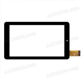 FPC-TP070255(K71)-01 2014.03.21 A-7106A Touch Screen Replacement for 7 Inch Tablet PC