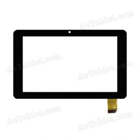 FPC-TP070076(736)-00 Digitizer Glass Touch Screen Replacement for 7 Inch MID Tablet PC