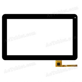 FPC-TP101008(M109)-03 Digitizer Touch Screen Replacement for 10.1 Inch MID Tablet PC