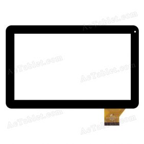 FPC-TP101034(R108)-00 Digitizer Touch Screen Replacement for 10.1 Inch MID Tablet PC