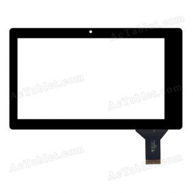 FPC-TP070039-01 KDX. Digitizer Touch Screen Replacement for 7 Inch MID Tablet PC