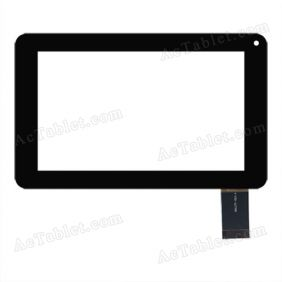 MGLCTP-093-A Digitizer Glass Touch Screen Replacement for 7 Inch MID Tablet PC