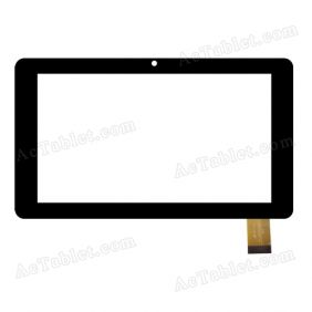 FPC-TP070015(716)-02 Digitizer Touch Screen Replacement for 7 Inch MID Tablet PC