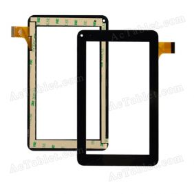 079-BLX 2013.09 Digitizer Touch Screen Replacement for 7 Inch MID Tablet PC