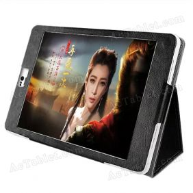 Leather Case Cover for Cube Talk 79S U55GT-S MT8312 Dual Core 3G Tablet PC 7.9 Inch
