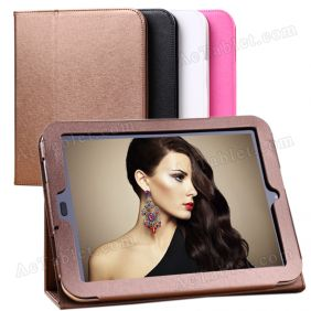 Leather Case Cover for Cube Talk 97S U59GT MT8312 Dual Core Tablet PC 9.7 Inch