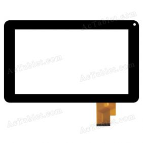 YH MGLCTP-207 Digitizer Touch Screen Replacement for 9 Inch MID Tablet PC