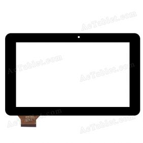Digitizer Glass Touch Screen Replacement for Tablet Xtratech M905 9 Inch Tablet PC
