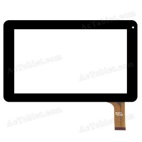 MGLCTP-193A Digitizer Glass Touch Screen Replacement for 9 Inch MID Tablet PC