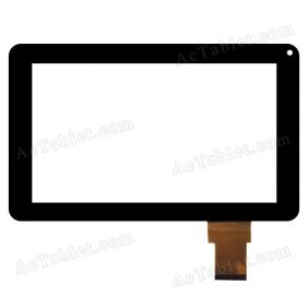 YJ044FPC-V0 YJ906FPC-V0 Digitizer Touch Screen Replacement for 9 Inch MID Tablet PC