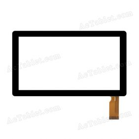YDT1285-A1 Digitizer Glass Touch Screen Replacement for 7 Inch MID Tablet PC