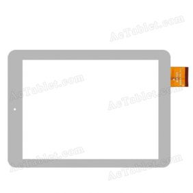 Replacement Touch Screen for Onda V975 Quad Core Allwinner A31 Tablet PC 9.7 Inch Digitizer Glass Panel