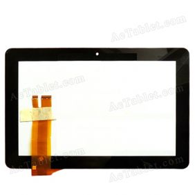 Touch Screen Replacement for Ainol Novo 10 Captain Eternal Quad Core 10.1 Inch MID Tablet PC