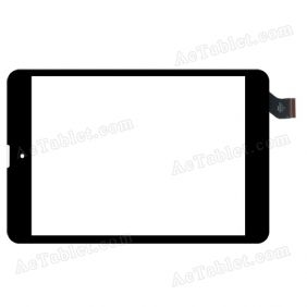 Digitizer Touch Screen Replacement for Ainol BW1 3G Numy MT8389 Quad Core Tablet PC