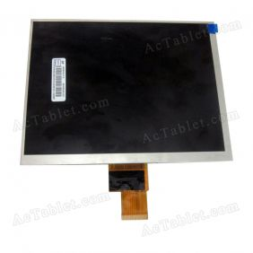 Replacement LCD Screen for Ainol Novo 8 Dream Quad Core Tablet PC 8 Inch