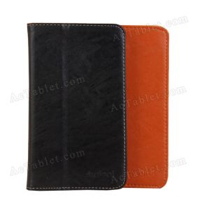 Leather Case Cover for Ainol AX2 3G Numy MT8312 Dual Core Tablet PC 7 Inch