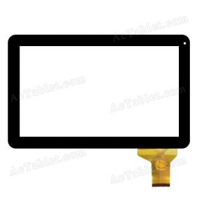 FPC-CY101038-00 FHX Digitizer Touch Screen Replacement for 10.1 Inch Tablet PC