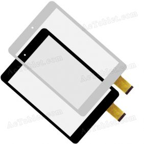 ZHC-M792I-155B Replacement Touch Screen Digitizer Glass Panel for 7.9 7.85 InchTablet PC