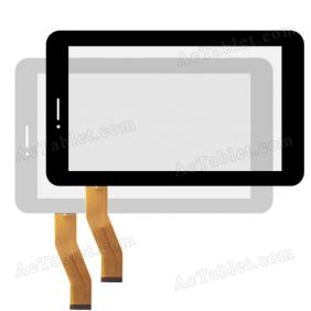 04-0700-0808 Digitizer Glass Touch Screen Replacement for 7 Inch 3G MID Tablet PC
