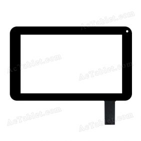 VTC5070A51-1.0 Digitizer Glass Touch Screen Replacement for 7 Inch MID Tablet PC
