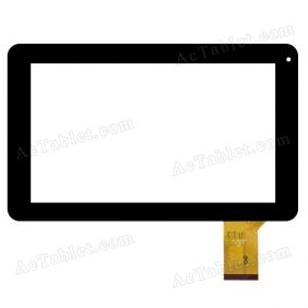 MF-360-090F-2 FPC Digitizer Touch Screen Panel Replacement for 9 Inch MID Tablet PC